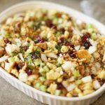 Gluten-Free Cranberry Walnut Stuffing