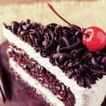 Low-Fat Black Forest Cake