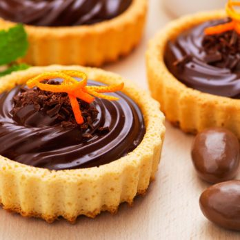 Choc-Chili Tartlets