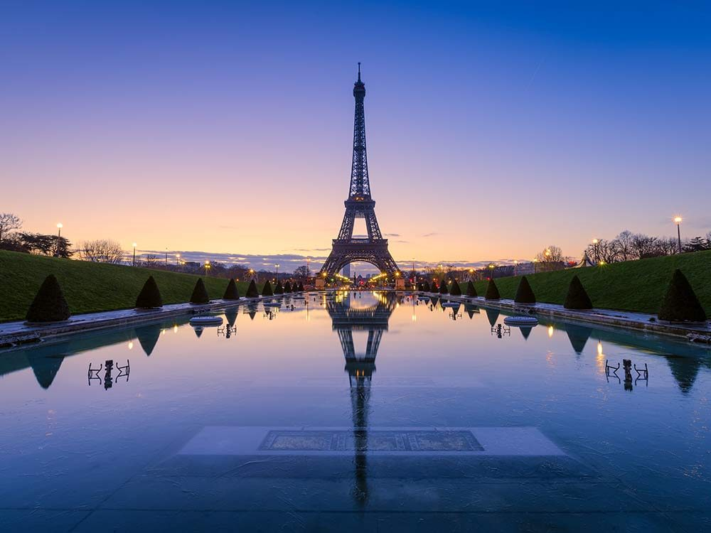 Paris is one of the best cities in the world to find love