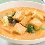 Red Thai Curry With Tofu