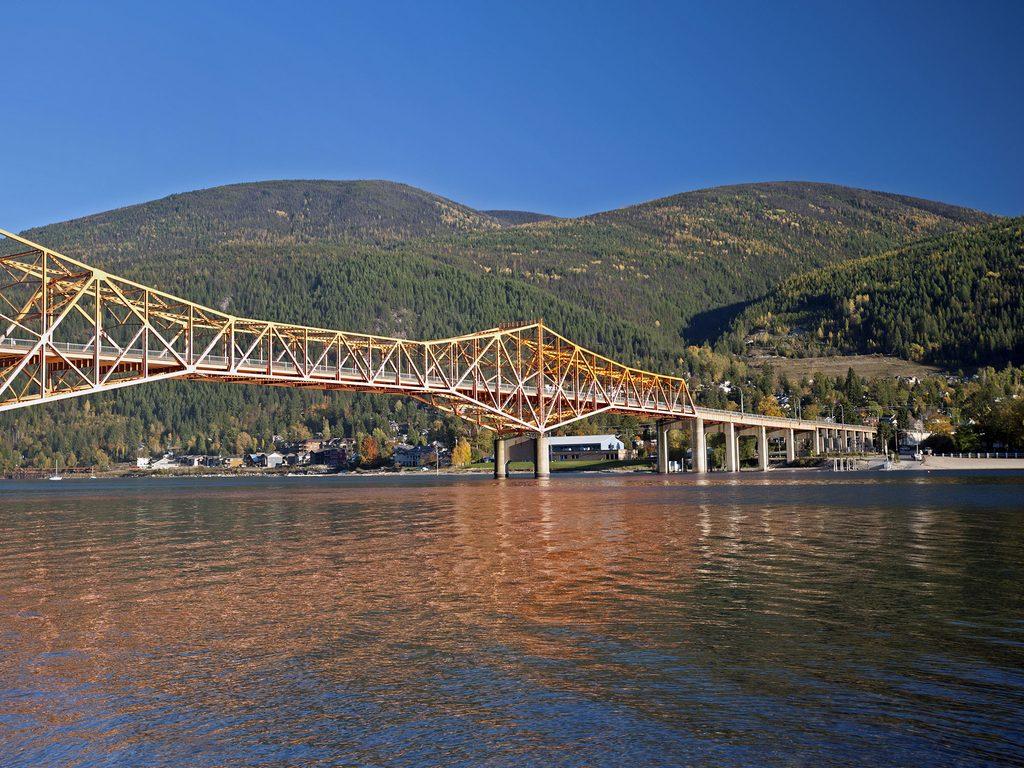Trải nghiệm trung tâm thành phố Nelson, British Columbia
