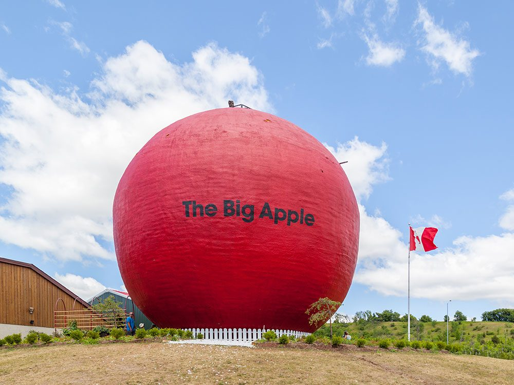 Big Apple in Colborne, Ontario