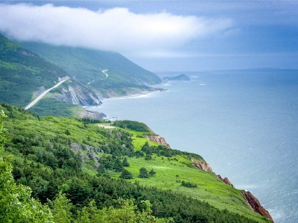 Cape Breton National Park, Nova Scotia