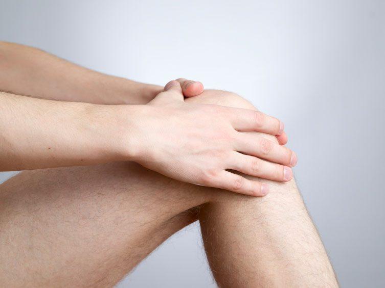 Arthritis pain in knee