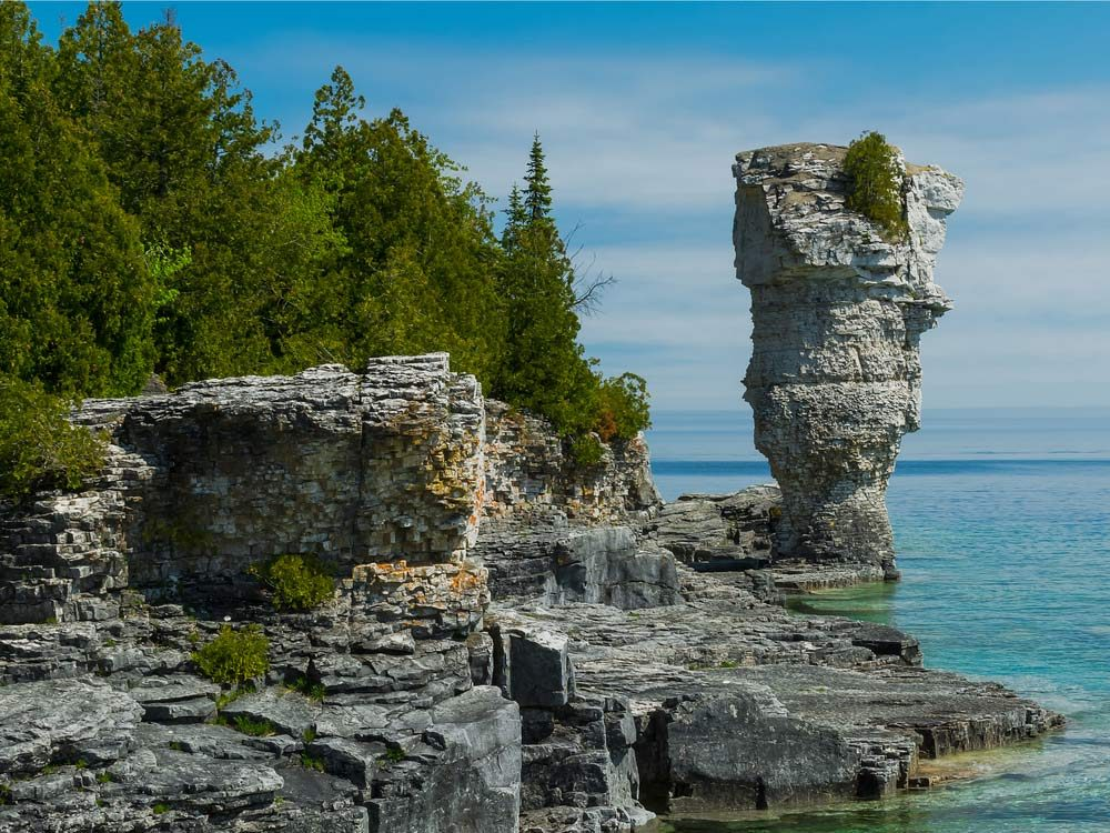 Fathom Five National Marine Park, Ontario