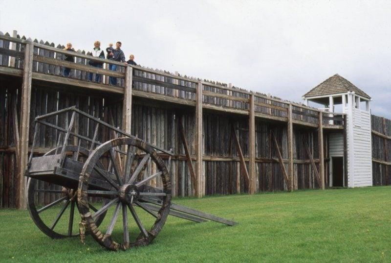 Fort Carlton Provincial Park, Saskatchewan