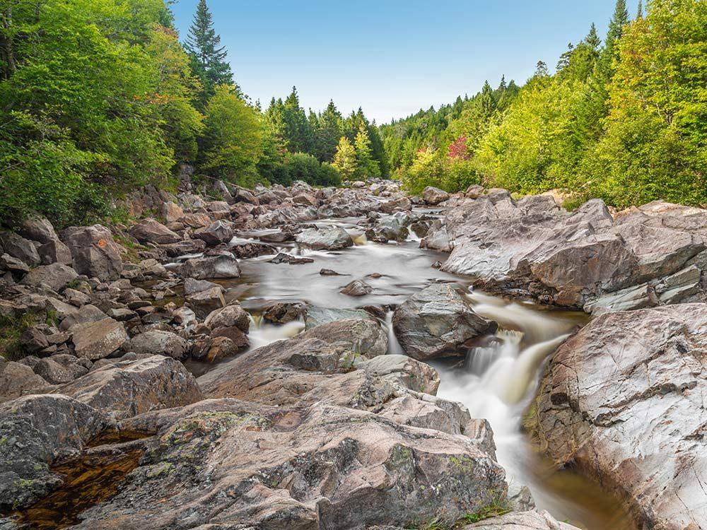 Fundy National Park, New Brunswick