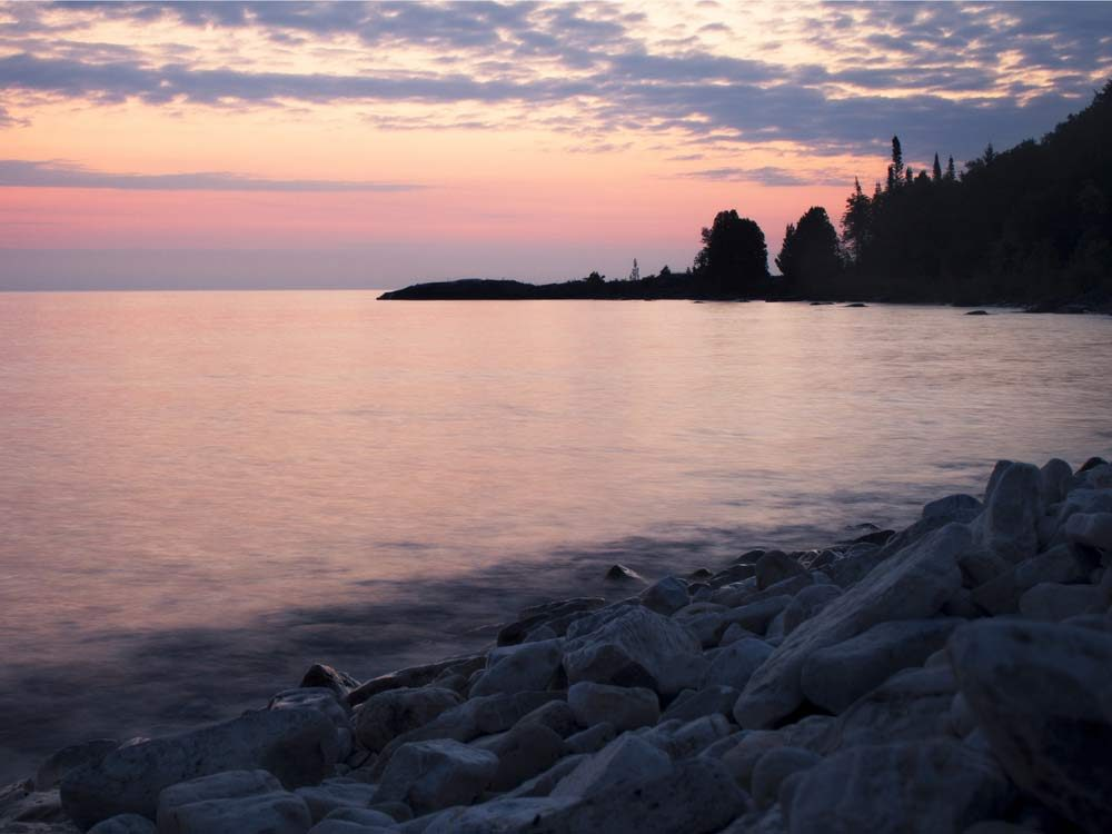 Georgian Bay Islands National Park, Ontario
