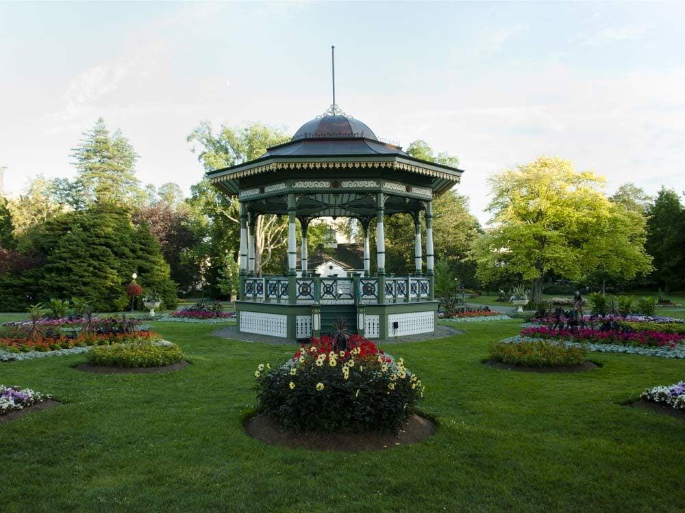Halifax Public Gardens, Nova Scotia