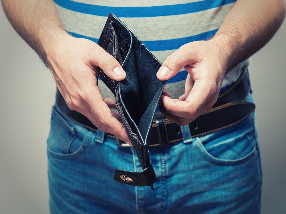 Le problème : confusion de la dette
