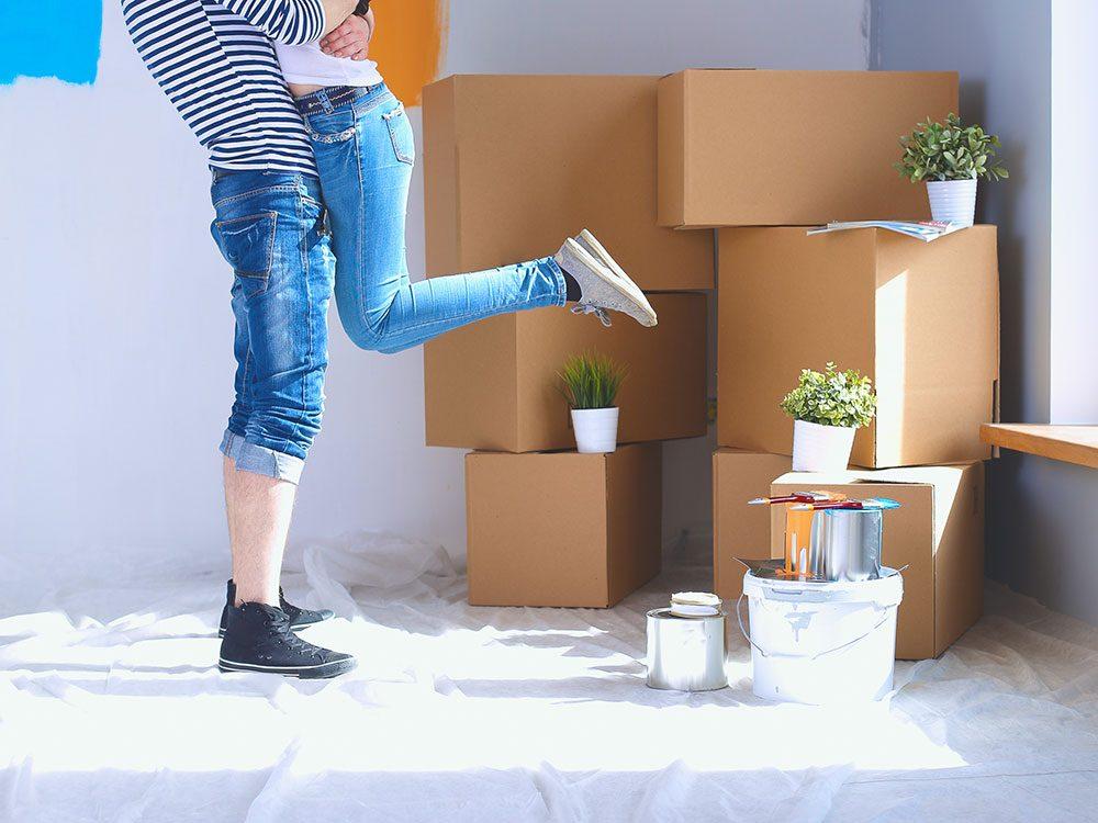 Le problème : sauvegarder une première maison