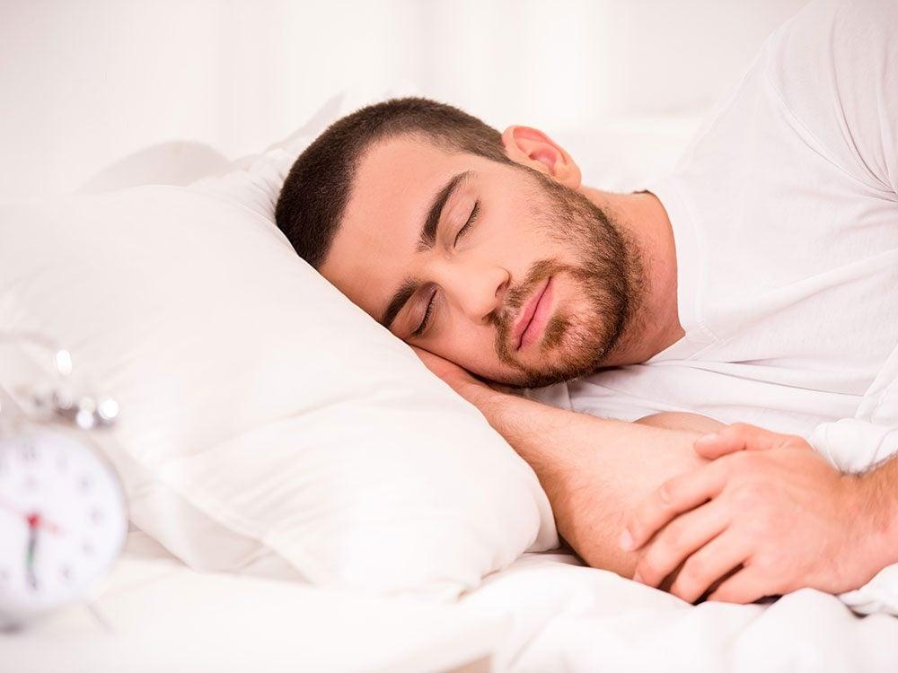 12 secrets to a deeper sleep