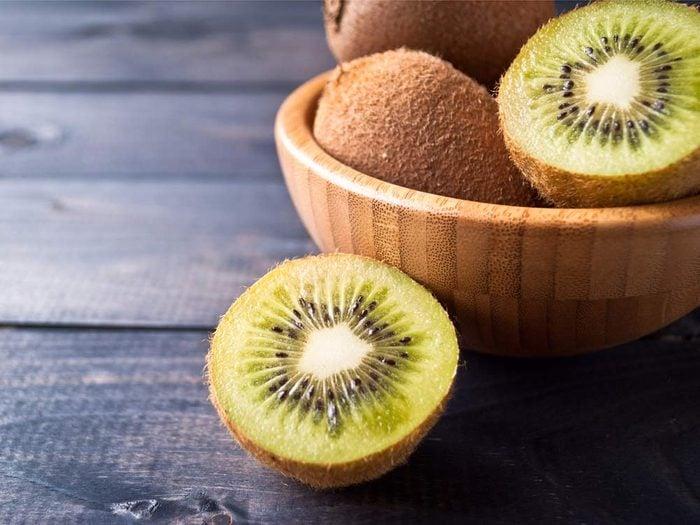 Kiwi can improve your sex life