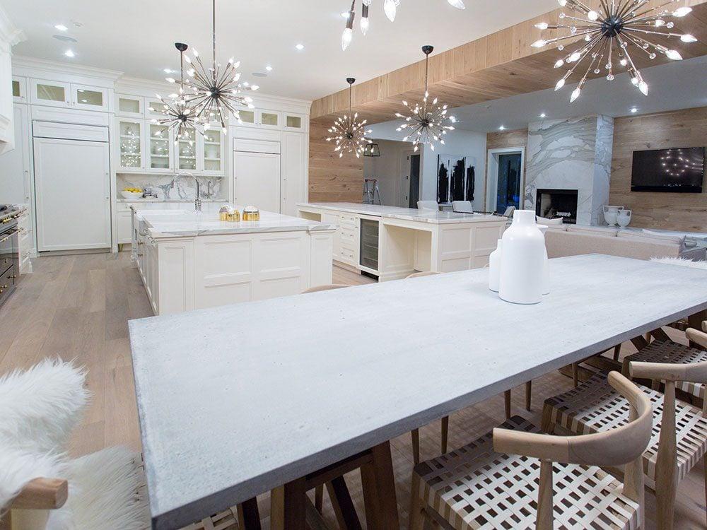 Bryan Baeumler's kitchen renovation