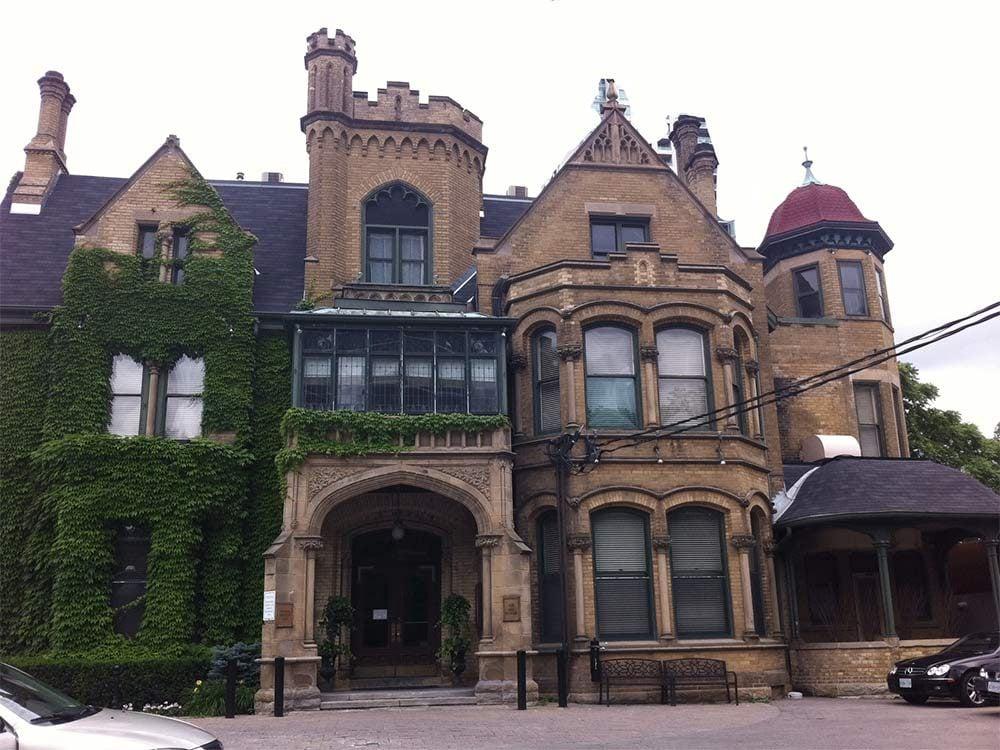 Keg Mansion in Toronto