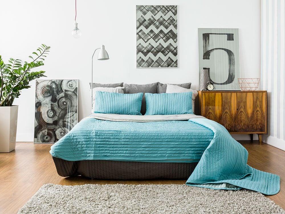Change mattresses for a deeper sleep