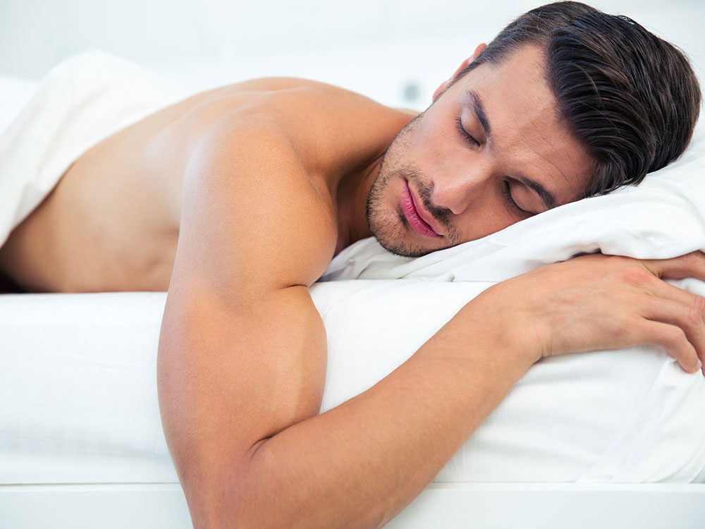 Deep breathing can help you sleep
