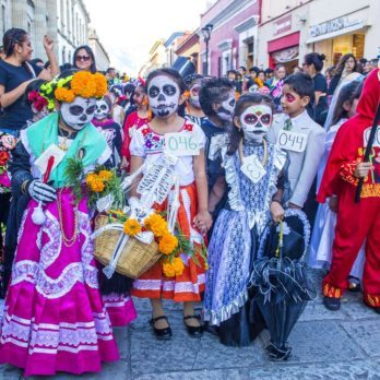10 Fascinating Halloween Customs from Around the World