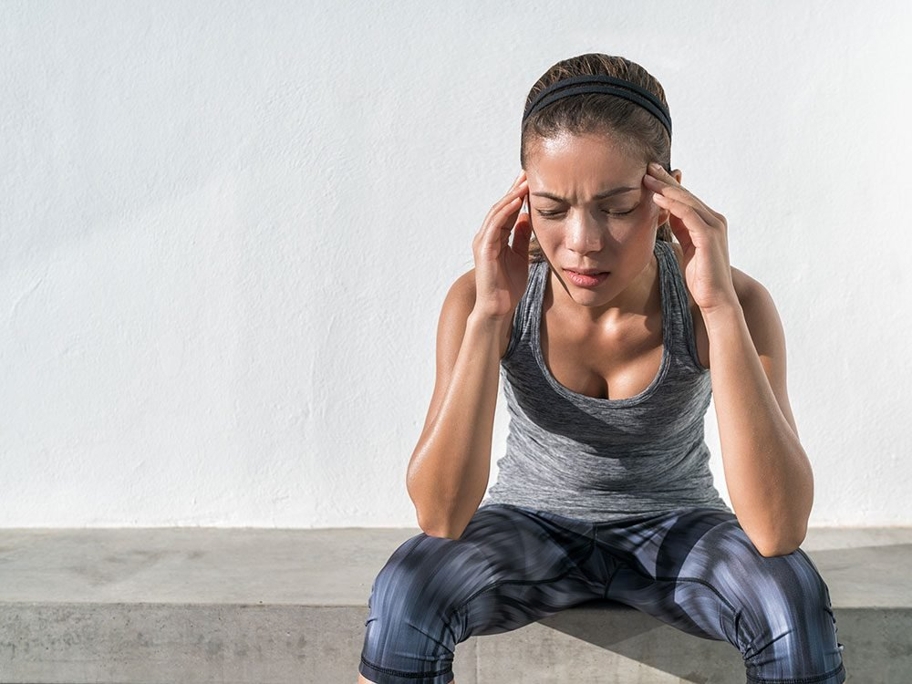 can you get headaches when you start dieting