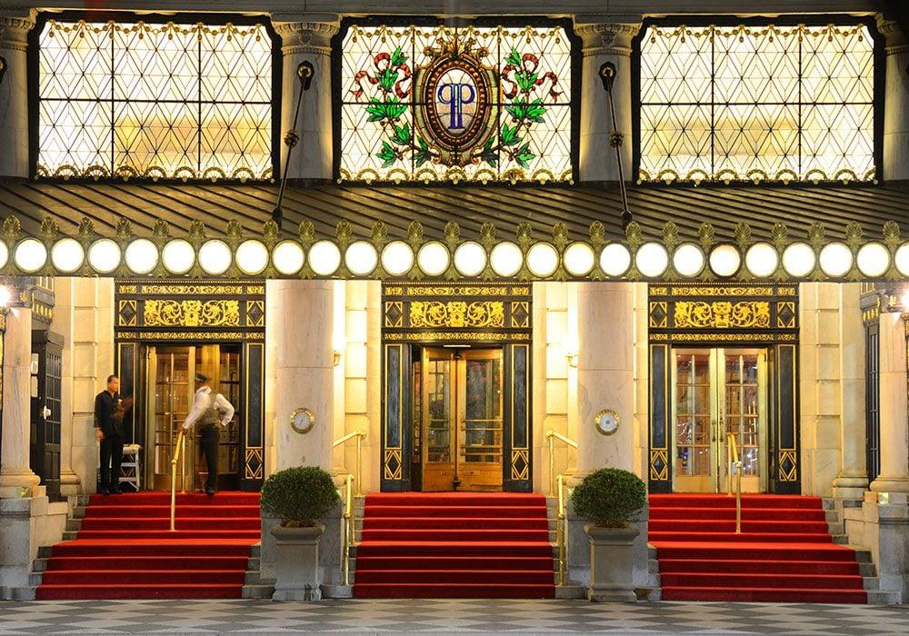 Plaza Hotel in New York City