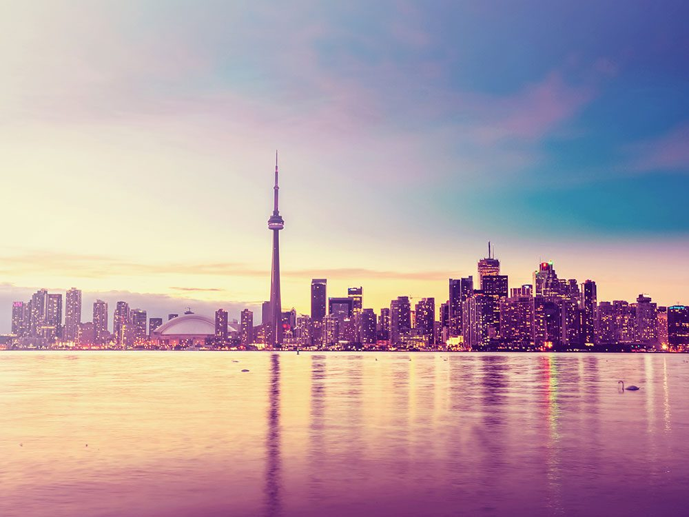 Strange Canadian laws about swimming in Toronto