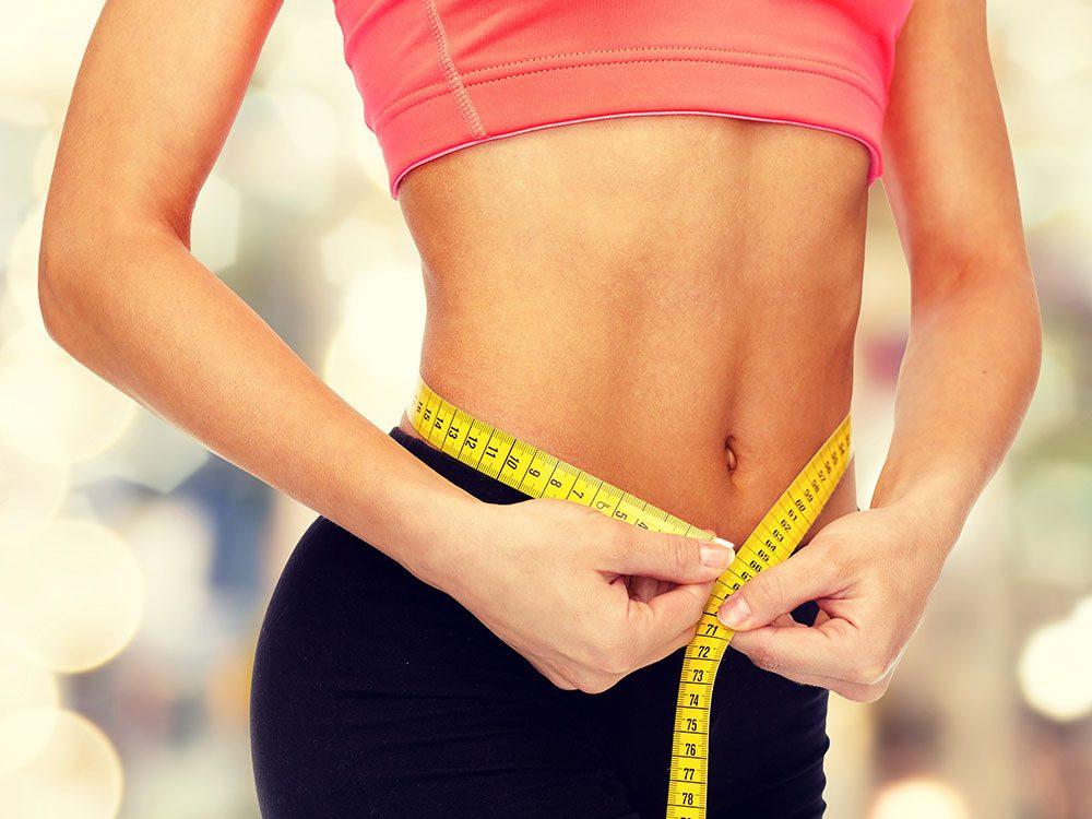 Measure your waist