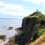 Cape Enrage lighthouse, New Brunswick, Canada