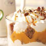Gingerbread & Pumpkin Cream Trifle