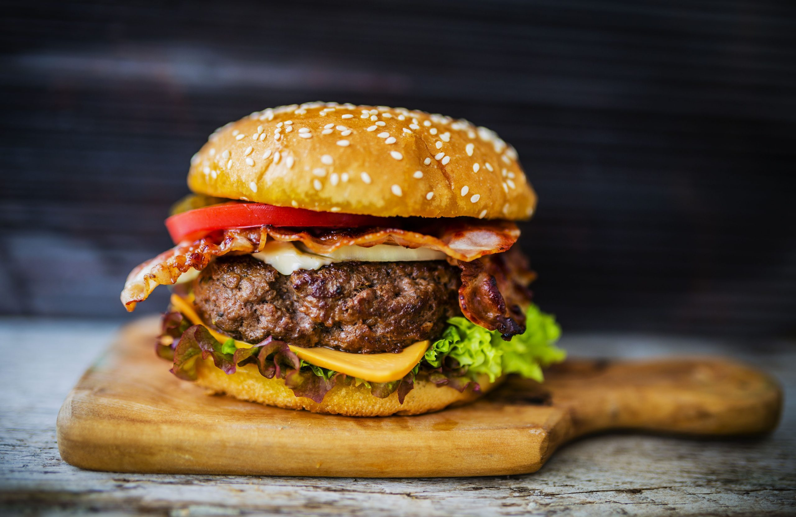 The Worcestershire Burger Recipe