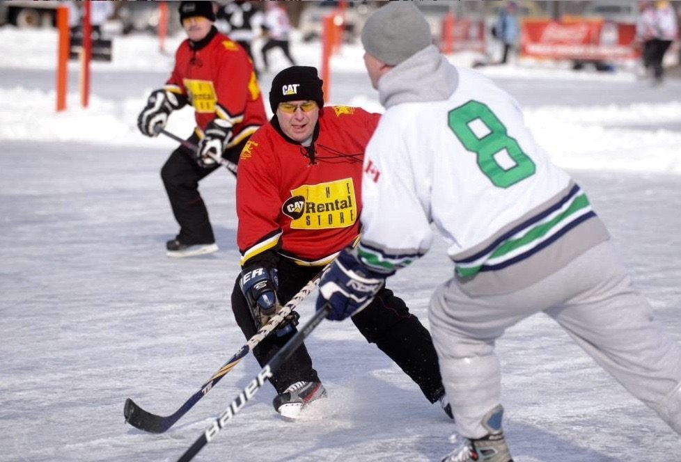 World Pond Hockey Championship