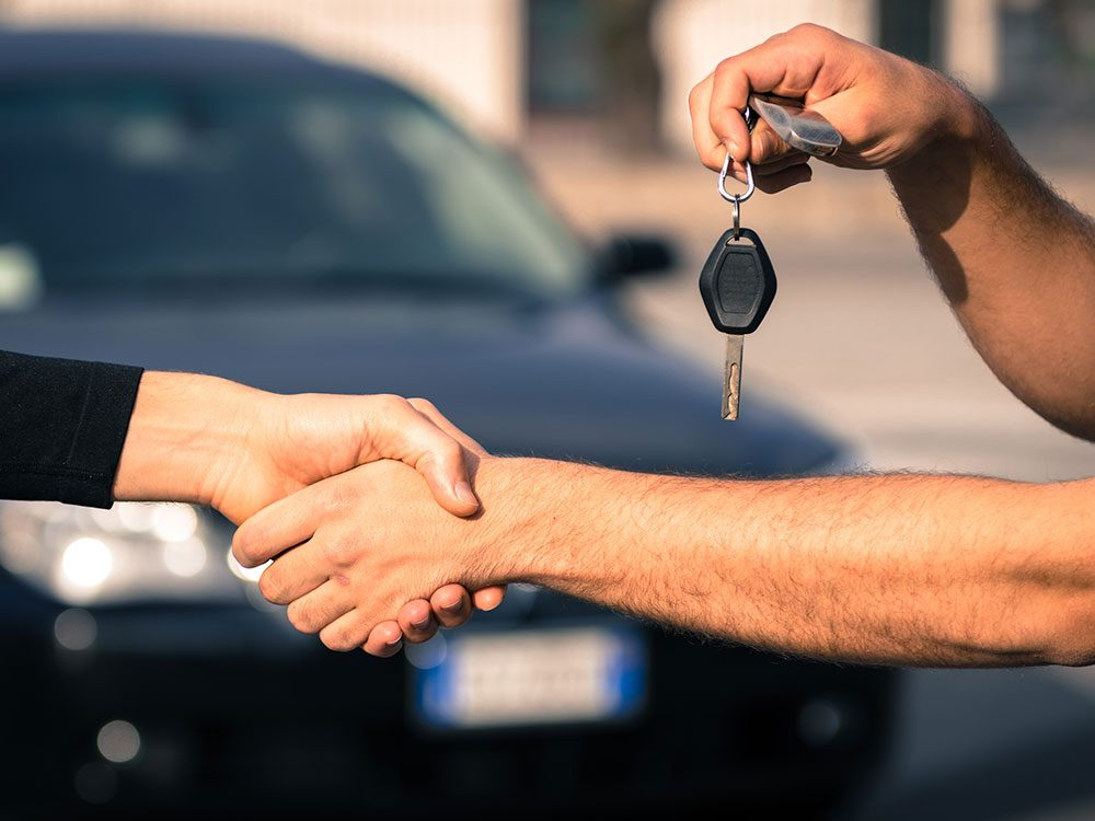 Tips for selling a used car