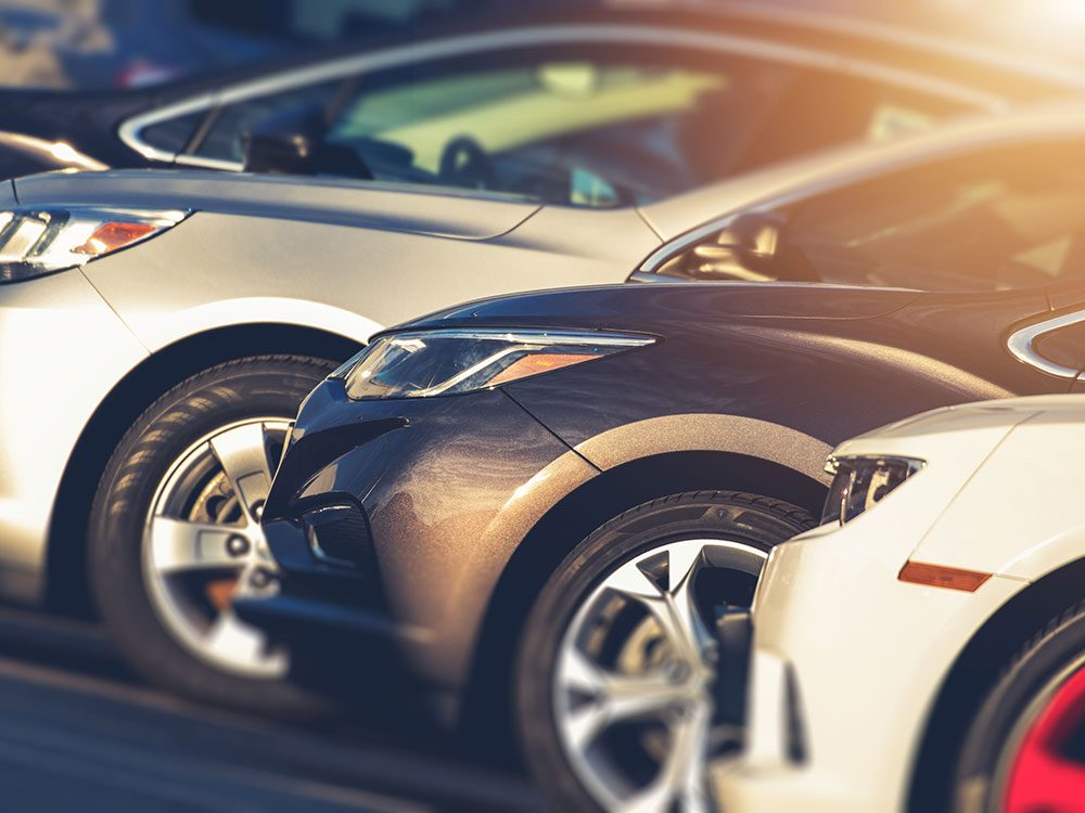 Check the used car's reliability on the Internet