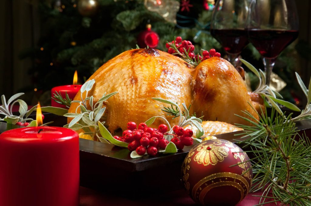 Not skipping meals will help you avoid adding holiday calories