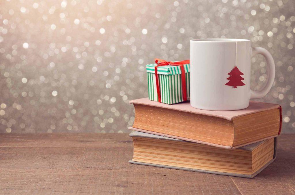 Christmas-themed books