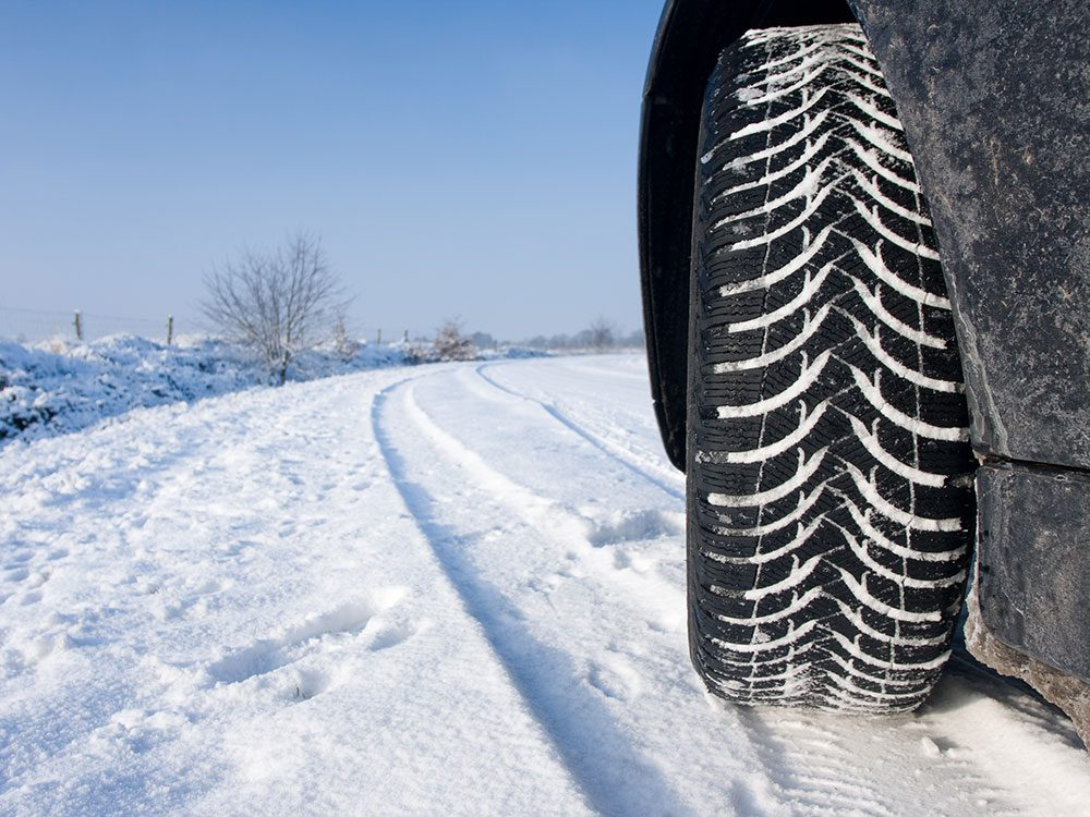 Winter tires: When is the right time to change?