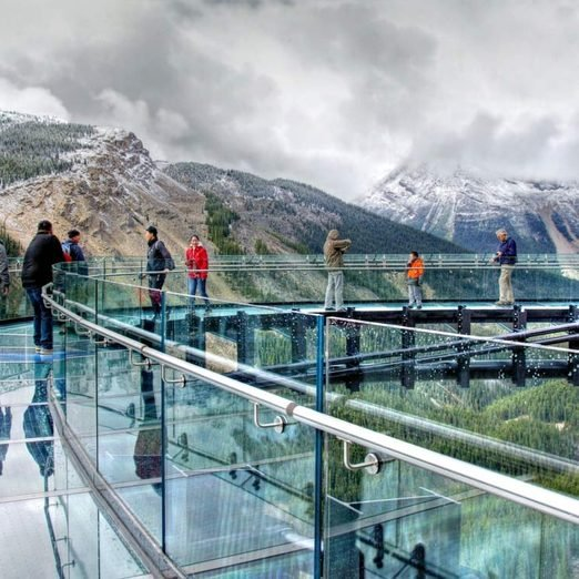 Things to do in Banff - Columbia Icefield Skywalk in Banff