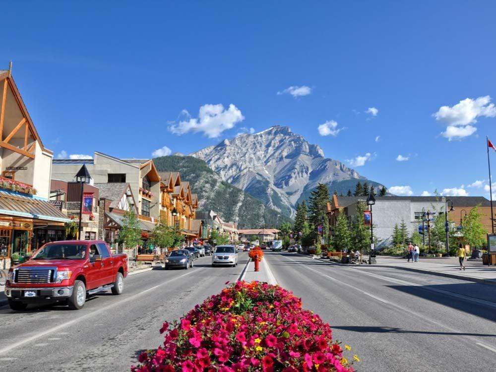 Town of Banff, Alberta