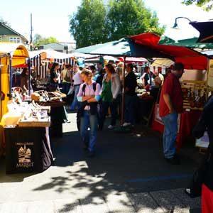 7. Arts Centre Market, Christchurch, New Zealand