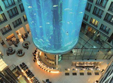 AquaDom - Berlin, Germany