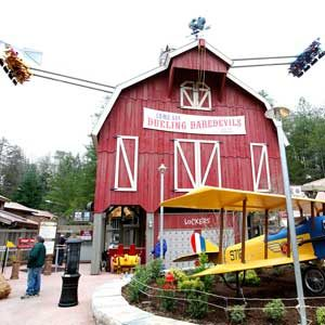 1. Dollywood, Tennessee