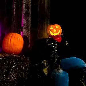 6. Halloween Barn Dance
