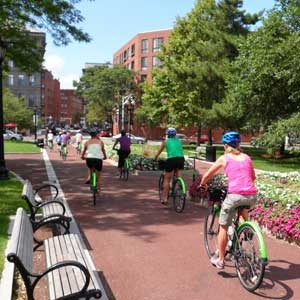 7. Bike Beantown