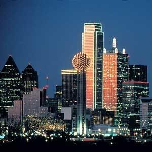3. Top North American Cities: Dallas