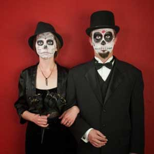 4. Day of the Dead Party