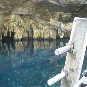 2. Gran Cenote, Mexico