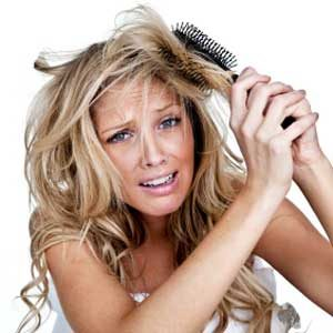 3. Condition Dry Hair