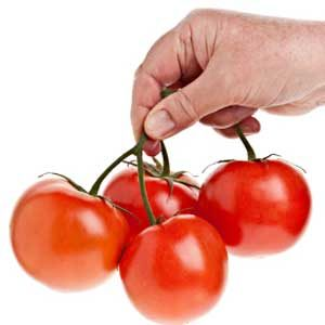 2. Hang Some Vegetables