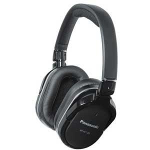 7. Panasonic Noise-Cancelling Headphones