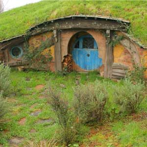 1. New Zealand: Lord of the Rings